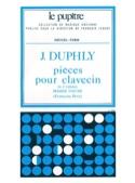 Pièces Pour Clavecin. Volume 1 laflutedepan.com