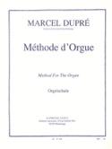 Méthode d' Orgue - Marcel Dupré - Partition - Orgue - laflutedepan.com