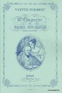 10 Chansons De Paul De Kock - laflutedepan.com