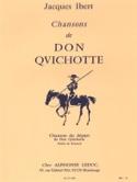 Chanson Du Départ Jacques Ibert Partition Mélodies - laflutedepan.com