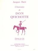 Chanson Du Duc - Jacques Ibert - Partition - laflutedepan.com