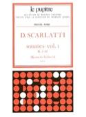 Oeuvres Complètes Volume 1 Domenico Scarlatti laflutedepan.com