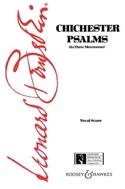 Chichester Psalms - Leonard Bernstein - Partition - laflutedepan.com