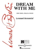 Dream With Me. - Leonard Bernstein - Partition - laflutedepan.com