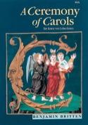 Ceremony Of Carols Opus 28. SSA Benjamin Britten laflutedepan.com