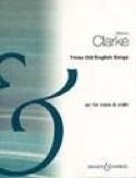 3 Old English Songs Clarke Rebecca / Morley Thomas laflutedepan.com