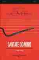 Cantate Domino Rupert Lang Partition Chœur - laflutedepan.be