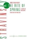 Le Sacre Du Printemps. 4 Mains - Igor Stravinski - laflutedepan.com