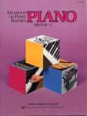 Méthode de Piano Bastien - Niveau 1 BASTIEN Partition laflutedepan.com