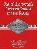 Méthode Moderne de Piano Volume 4 John Thompson Partition laflutedepan