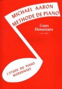 Méthode de Piano Volume 2 Cours Elémentaire AARON laflutedepan.com