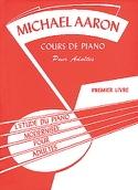 Méthode de Piano Adulte - Volume 1 AARON Partition laflutedepan.com
