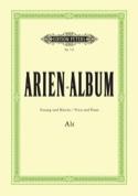 Arien Album Alt Partition Recueils - laflutedepan.com
