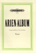 Arien Album Ténor Partition Recueils - laflutedepan.com