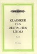 Klassiker des Deutschen Liedes Volume 2 Voix Grave - laflutedepan.com