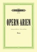 Opern Arien Basse - Partition - Recueils - laflutedepan.com