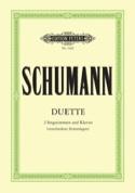 Duette Robert Schumann Partition Duos - laflutedepan.com