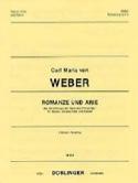 Romanze Und Arie. Der Freischutz Carl Maria von Weber laflutedepan.com