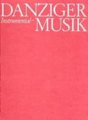 Danziger Orgelmusik. 16.- 18. Jahrhundert Partition laflutedepan.com