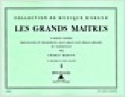 Les Grands Maitres Volume 1 Partition Orgue - laflutedepan.com