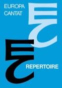 Europa Cantat Repertoire Partition Chœur - laflutedepan.com