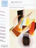Musiques D'enfants Opus 65 Sergei Prokofiev Partition laflutedepan.com