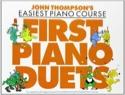 First Piano Duets John Thompson Partition Piano - laflutedepan.com