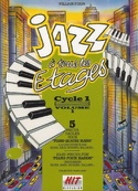 Jazz A Tous les Etages Cycle 1. 4 Mains Partition laflutedepan.com