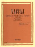 Metodo Pratico. Voix Haute Nicola Vaccai Partition laflutedepan.com