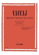Metodo Pratico. Voix Moyenne Nicola Vaccai Partition laflutedepan.com