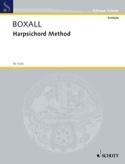 Harpsichord Method Maria Boxall Partition Clavecin - laflutedepan.com
