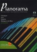 Pianorama Volume 1B - Partition - Piano - laflutedepan.com