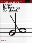 Ladies Barbershop Songbook Partition Chœur - laflutedepan.com