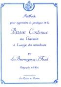 Basse Continue au Clavecin - Bourmayan / Frisch - laflutedepan.com