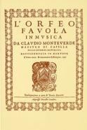 Orfeo - Claudio Monteverdi - Partition - laflutedepan.com