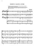 Motets à 3 Voix Partition Chœur - laflutedepan.com