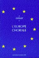 Florilège de l'Europe Chorale Partition Chœur - laflutedepan.com
