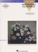 Wedding Classics. Voix Haute Partition Recueils - laflutedepan.com