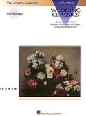 Wedding Classics. Voix Grave - Partition - laflutedepan.com