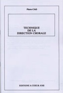 Technique de la Direction Chorale - Pierre Cao - laflutedepan.com