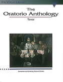 The Oratorio Anthology. Ténor Partition Recueils - laflutedepan.com