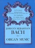 Organ Music BACH Partition Orgue - laflutedepan.com