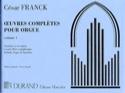 Oeuvres complètes pour orgue - Volume 1 FRANCK Partition laflutedepan