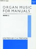 Organ Music For Manuals Vol 2 Partition Orgue - laflutedepan.com