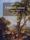 9 Pastorali Italiane Partition Orgue - laflutedepan.com