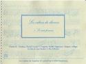 Les Cahiers Du Clavecin Volume 1 Partition laflutedepan.com