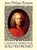 Oeuvre Complète Pour Clavecin Jean-Philippe Rameau laflutedepan.com