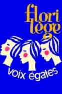 Florilège Voix Egales Partition Chœur - laflutedepan.com