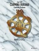 Carmina Burana (Choeur Piano) - Carl Orff - laflutedepan.com