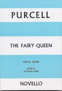 The Fairy Queen - Henry Purcell - Partition - laflutedepan.com